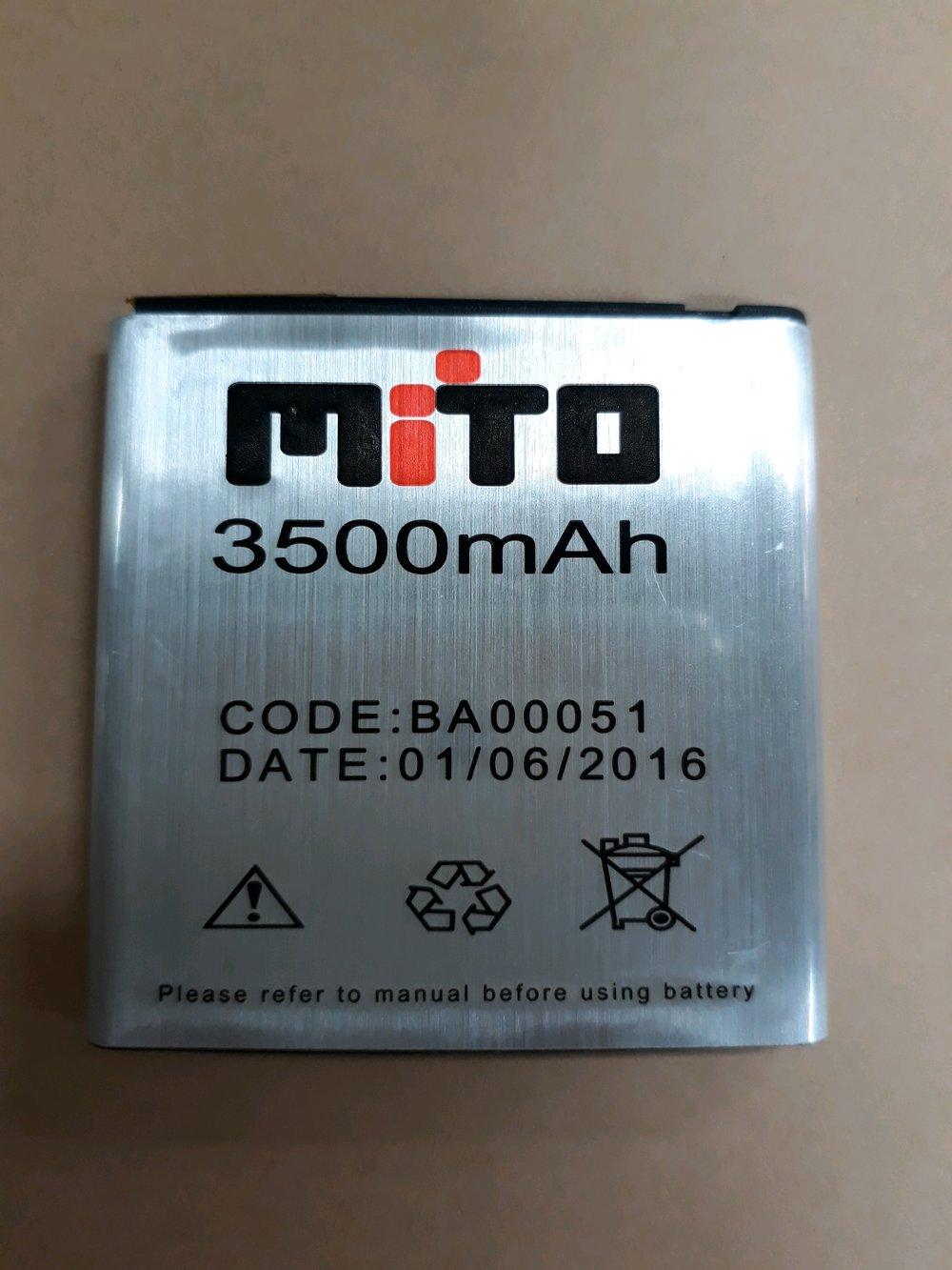 Persamaan Harga Baterai MITO BA-00051 A210