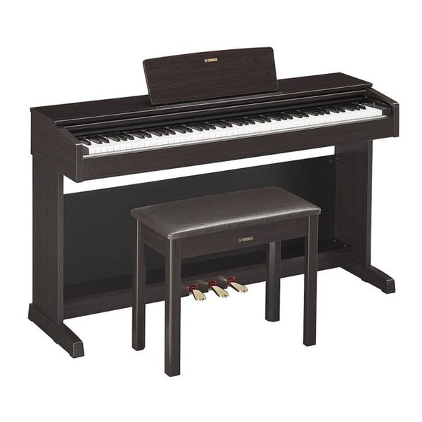 Yamaha Arius YDP143 88-Key Digital Piano with Bench
