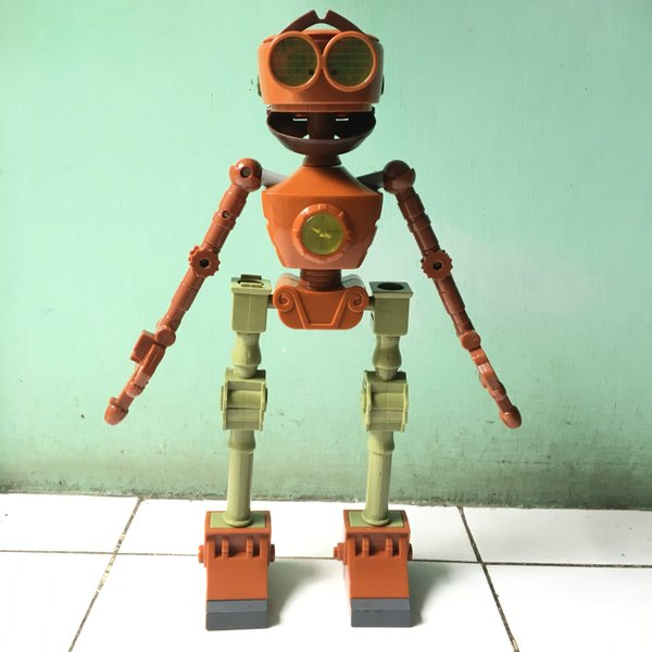Mainan Happy Meal Mcdonalds Mcd Treasure Planet Robot Ben Di Lapak Crennywise Bukalapak
