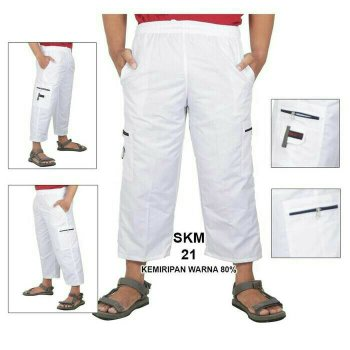 celana panjang cargo pangsi - sirwal