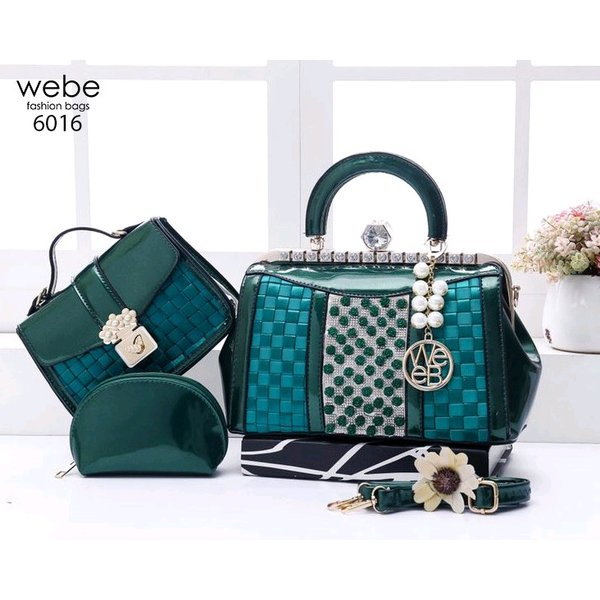 TAS WEBE 6016 SET 3IN1 SEMI ORIGINAL