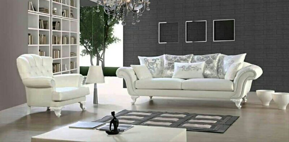 harga sofa klasik modern low height online india jual along interior di lapak