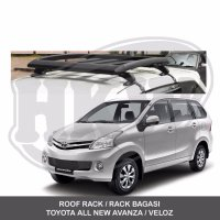 Jual Beli ROOF RACK BAGASI ATAS TOYOTA ALL NEW AVANZA ...