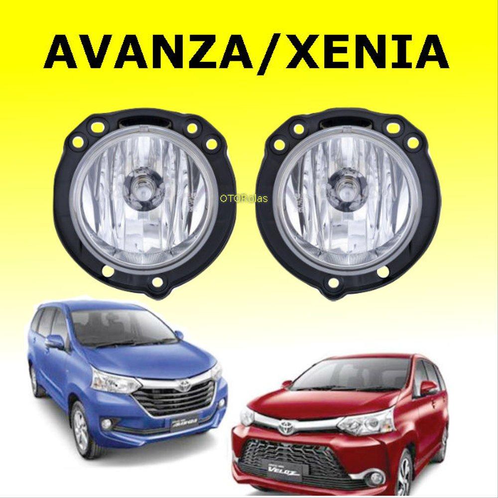 grand new avanza 2017 harga mobil all vellfire jual foglamp xenia 2015 2016 lampu kabut bumper veloz