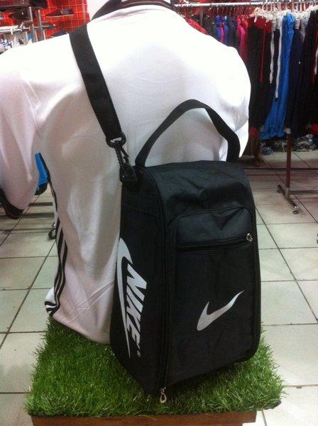 Tas Sepatu Futsal Nike / Hitam