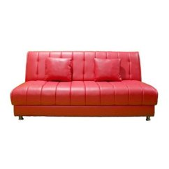 Jual Sofa Bed Murah Di Jakarta Selatan Latex Replacement Cushions Inilah Harga Terbaru 2018 Valencia Red Ready