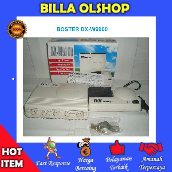 Booster DX W9900 Antena UHF