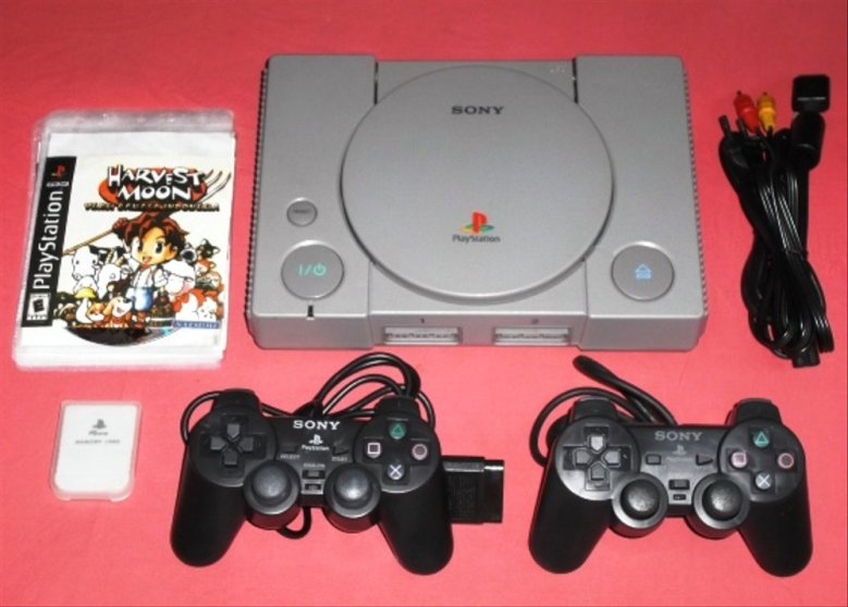 Jual Sony Playstation 1 / PS1 / PSX di lapak Ronny Blogme ronny_blogme