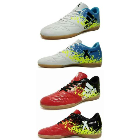 sepatu futsal adidas Xtechfit pria made in vietnam / compt nike.puma reebok