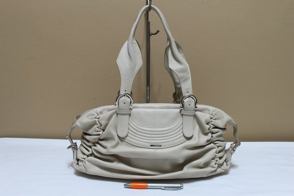 Tas branded SALVATORE FERRAGAMO SF90 Goat skin new without tag asli original