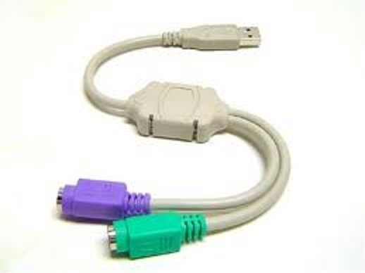 Kabel USB to PS 2 SL120com