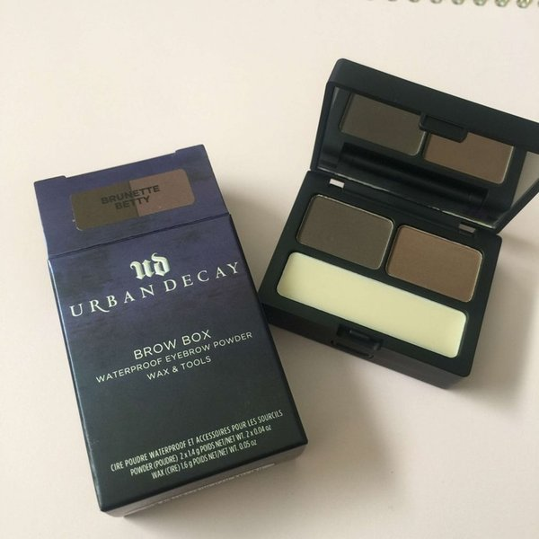 Diskon Urban Decay Brow Box Waterproof Eyebrow Powder Wax & Tools