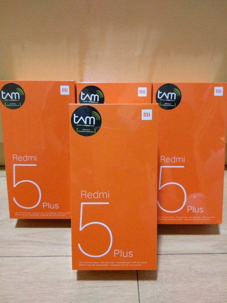 Xiaomi Redmi 5 Plus 3-32GB TAM
