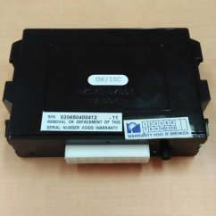Cara Setting Alarm Grand New Avanza Grey Jual Modul Ecu Komputer Original All Di Lapak
