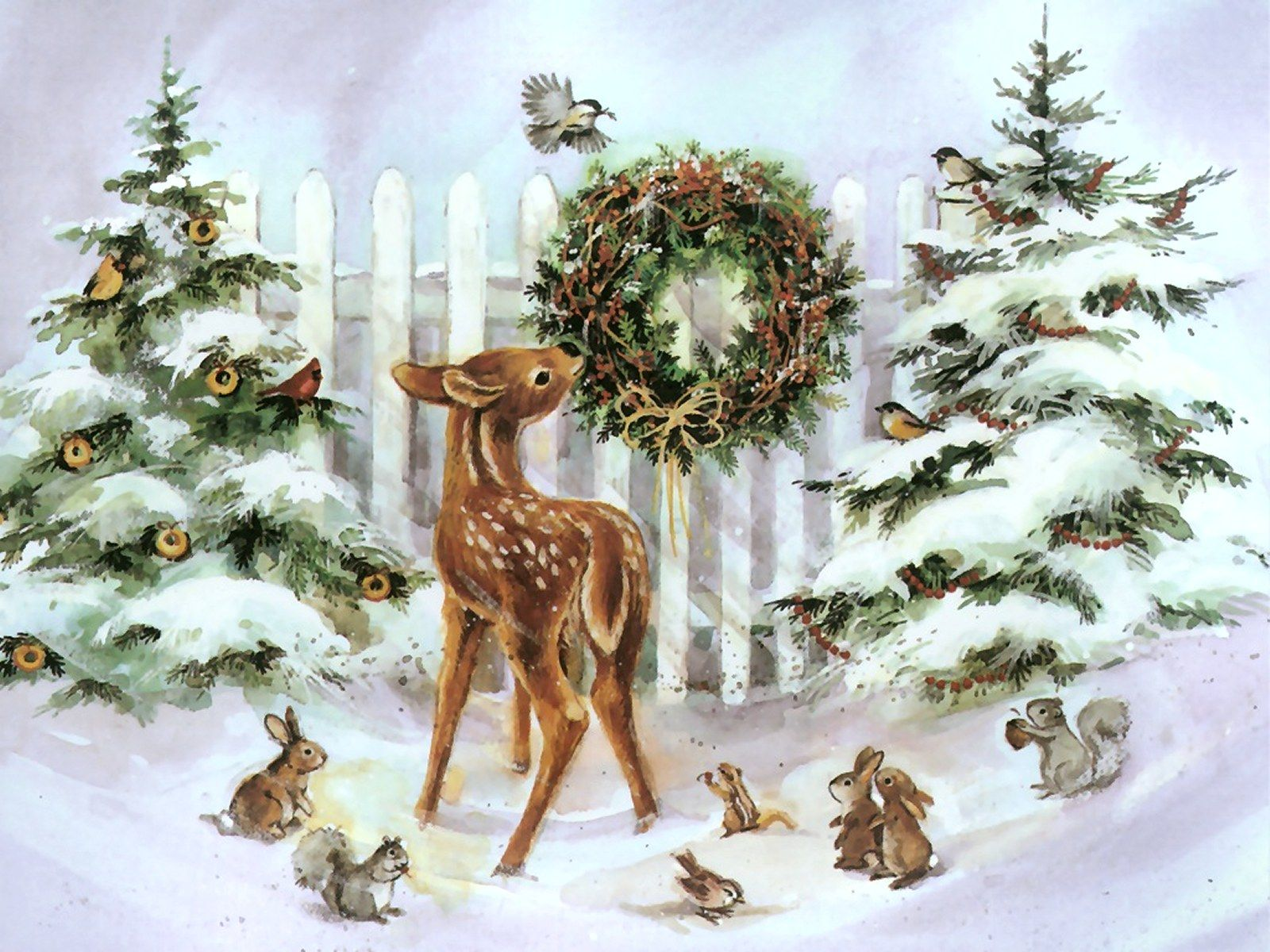 We like to hand select the best gifs found on the internets.the tiny gifs can be as old as 1999. Beautiful Christmas Cards - Wallpaper, High Definition ...