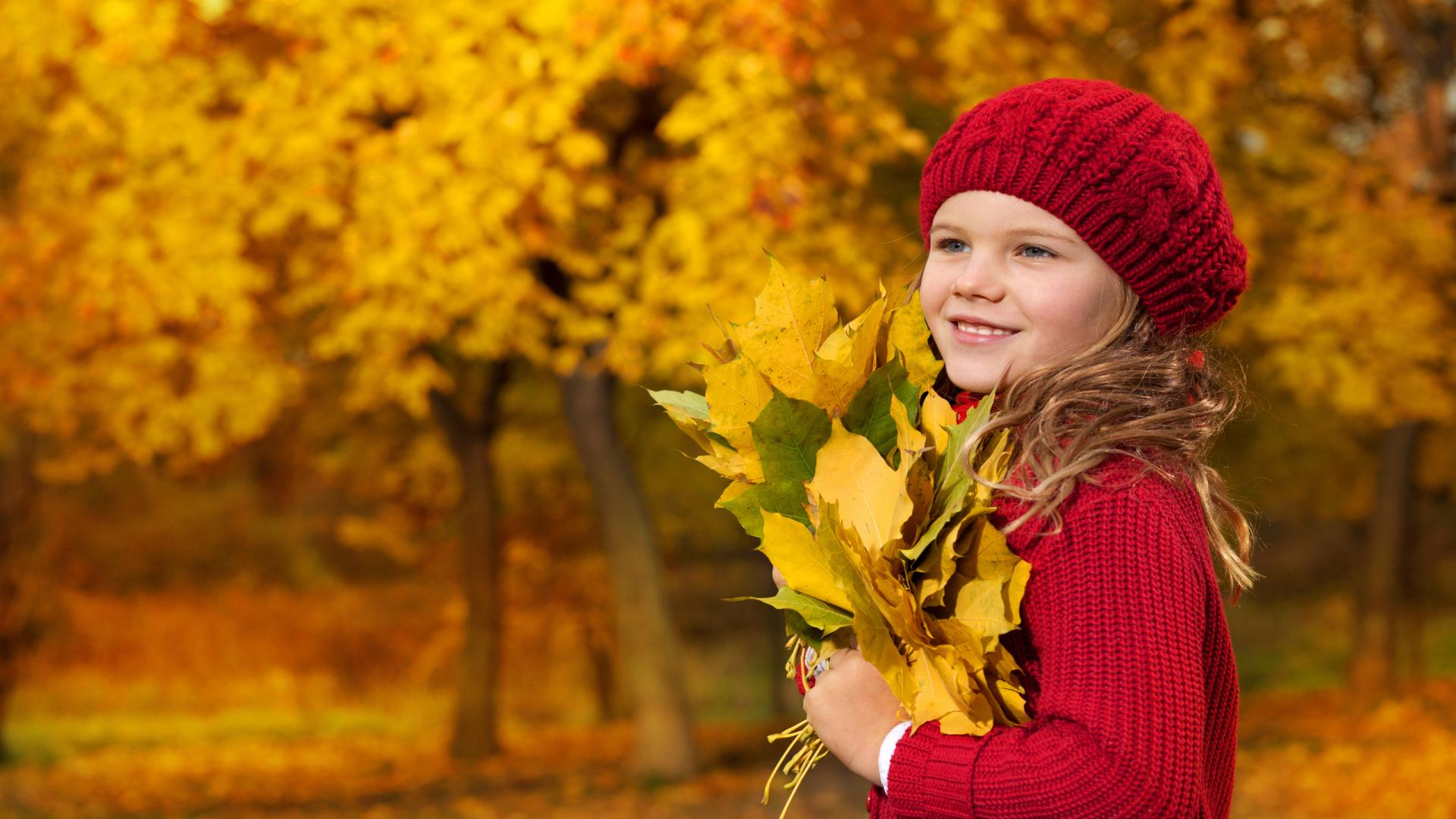 Cute Small Girl Wallpapers For Facebook Yellow 1920x1080 Wallpaper High Definition High