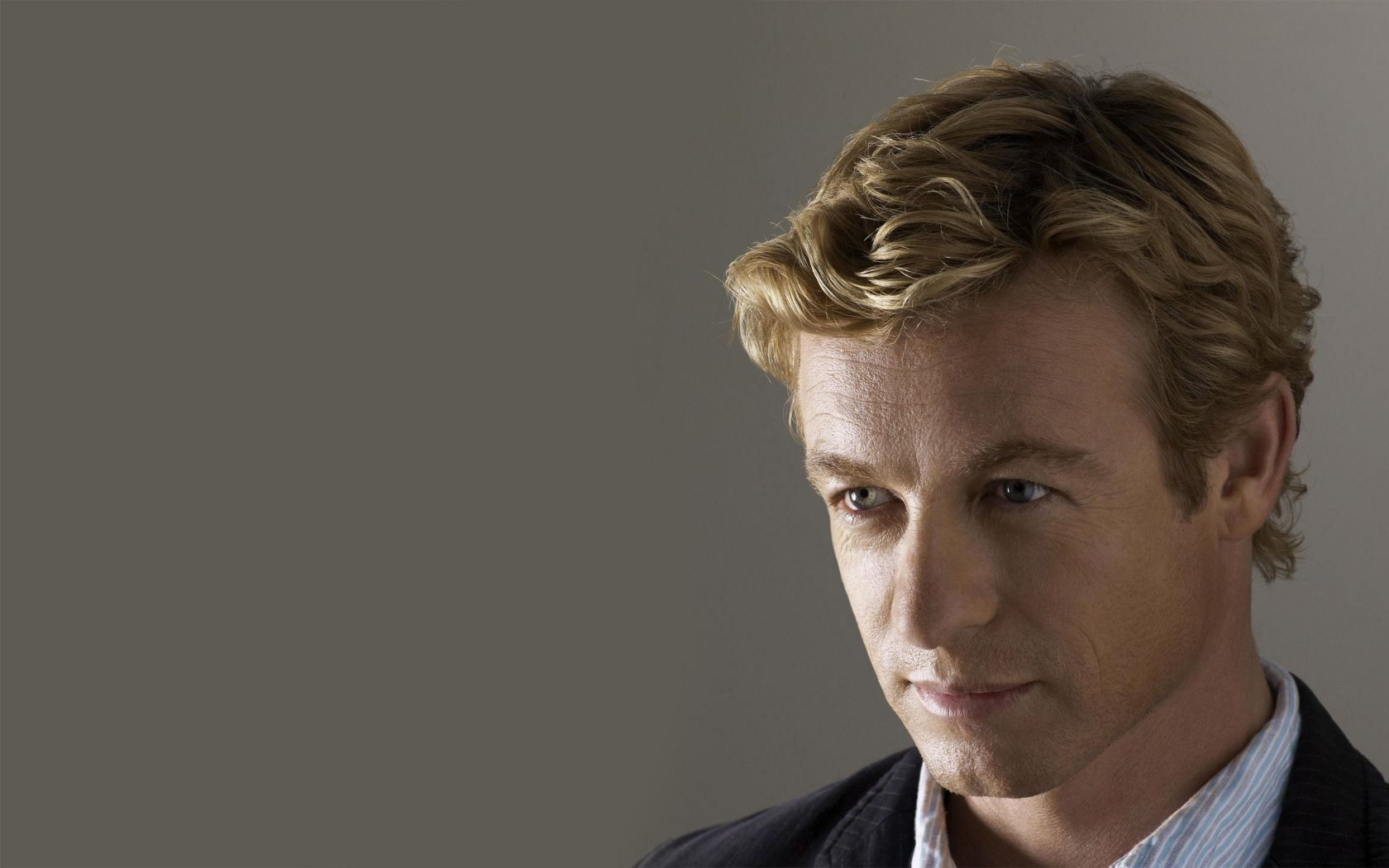 The Mentalist Quotes Wallpaper Simon Baker Wallpapers Wallpaper High Definition High
