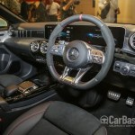 Mercedes Benz Amg A Class Sedan V177 2019 Interior Image In Malaysia Reviews Specs Prices Carbase My