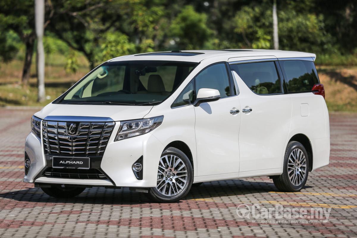 brand new toyota alphard price kopling grand avanza in malaysia reviews specs prices
