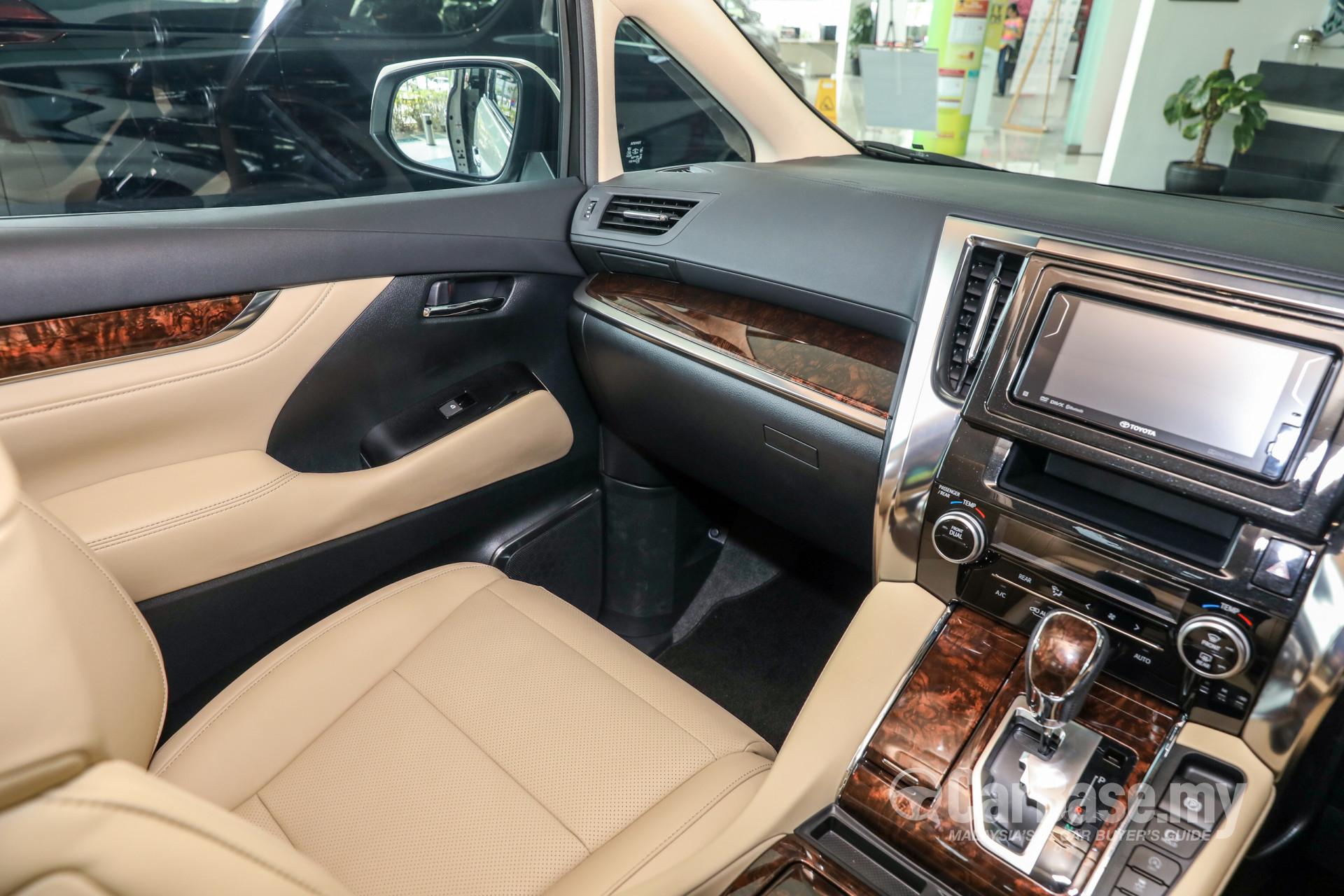 interior all new alphard 2018 kijang innova harga toyota ah30 facelift image 47620 in variant 3 5