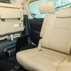 Interior All New Alphard 2018 Harga Dan Spesifikasi Kijang Innova Toyota Ah30 Facelift Image 47636 In Variant 3 5