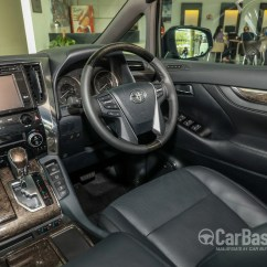 Interior All New Alphard 2018 Toyota Yaris Trd For Sale Ah30 Facelift Image 47682 In Variant Show