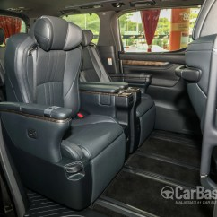 All New Alphard Executive Lounge Wallpaper Kijang Innova Toyota Ah30 Facelift 2018 Interior Image 47689