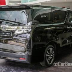 All New Vellfire 2018 Harga Avanza Veloz 2019 Toyota Ah30 Facelift Exterior Image 47705 In Variant Show