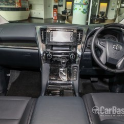 All New Vellfire 2015 Interior Grand Avanza E Matic Toyota 2018