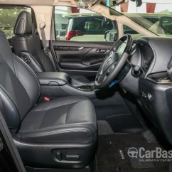 All New Vellfire Interior Camry Review Toyota Ah30 Facelift 2018 Image 47753 In Variant Show