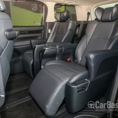 All New Vellfire Interior Dashboard Grand Veloz Toyota Ah30 Facelift 2018 Image 47759 In Variant Show