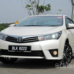 New Corolla Altis On Road Price Agya Trd 1.2 Toyota Mk11 2014 Exterior Image 3333 In