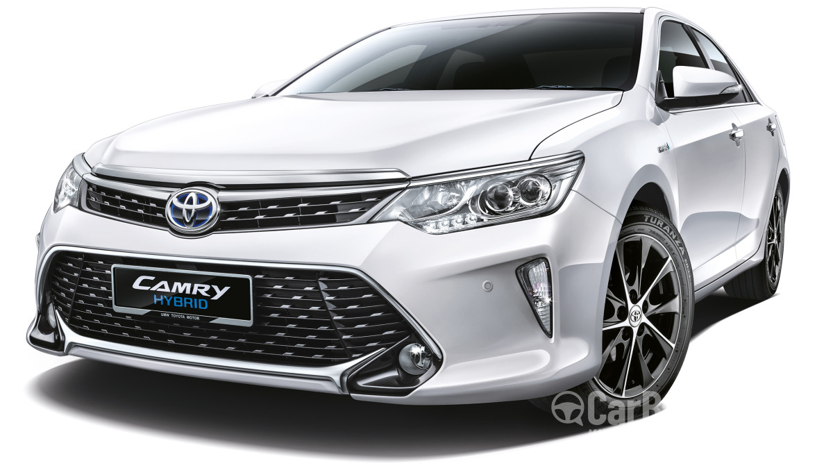 all new toyota camry malaysia harga kijang innova 2016 type g 2018 2 5 hybrid luxury in reviews specs hyundai sonata