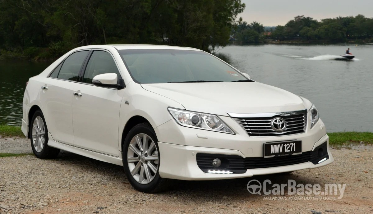 all new toyota camry malaysia grand avanza black 2014 2 5v in reviews specs prices hyundai sonata