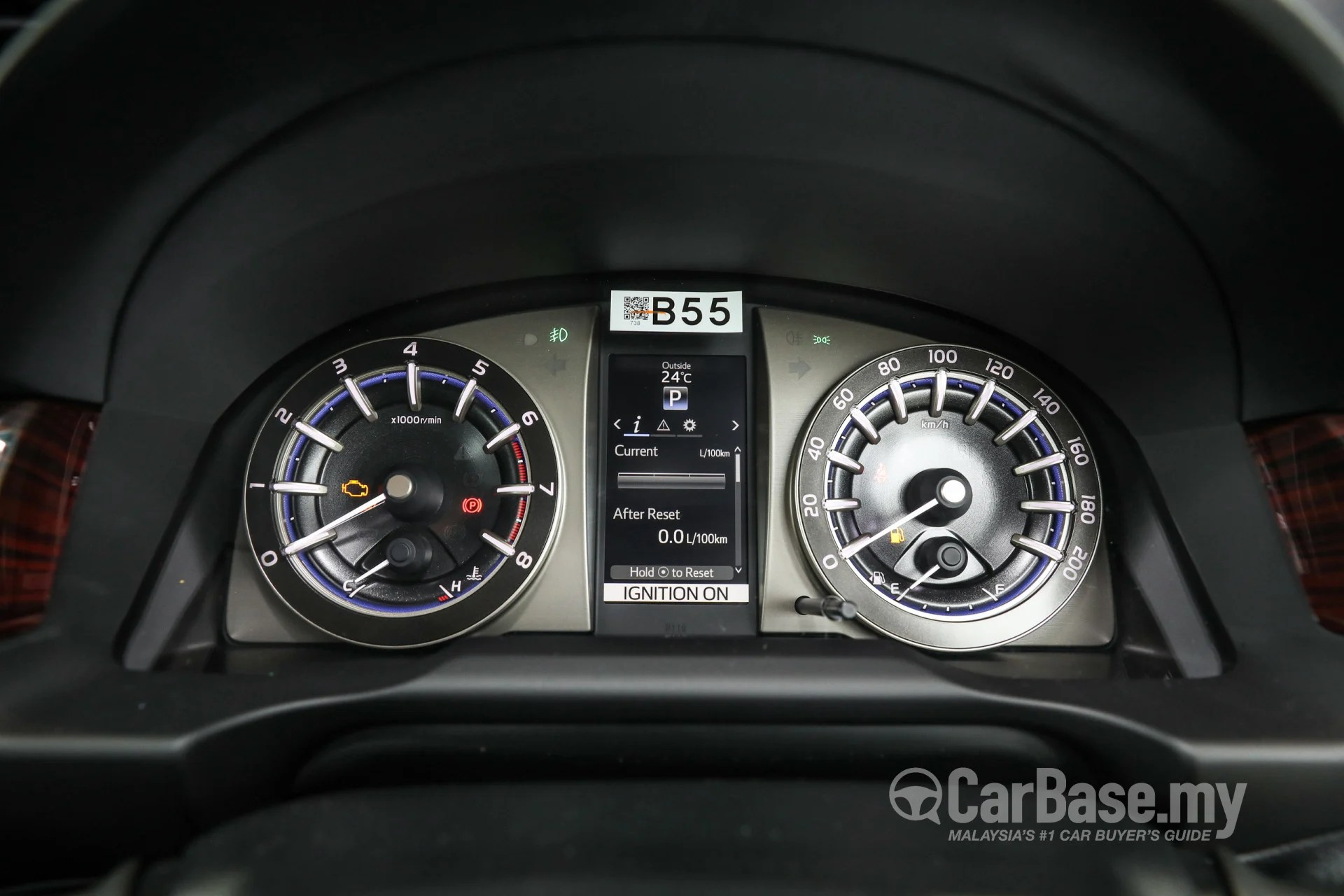 speedometer all new kijang innova kelemahan grand avanza 2018 toyota an140 2016 interior image 42324 in malaysia variant 2 0x a