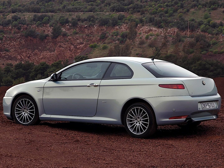 Alfa Romeo Gt Specs & Photos  2003, 2004, 2005, 2006