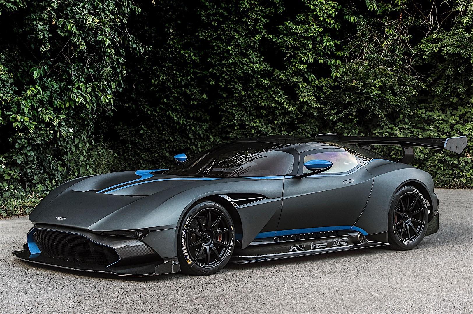 Aston Martin Vulcan Specs  2016, 2017, 2018  Autoevolution