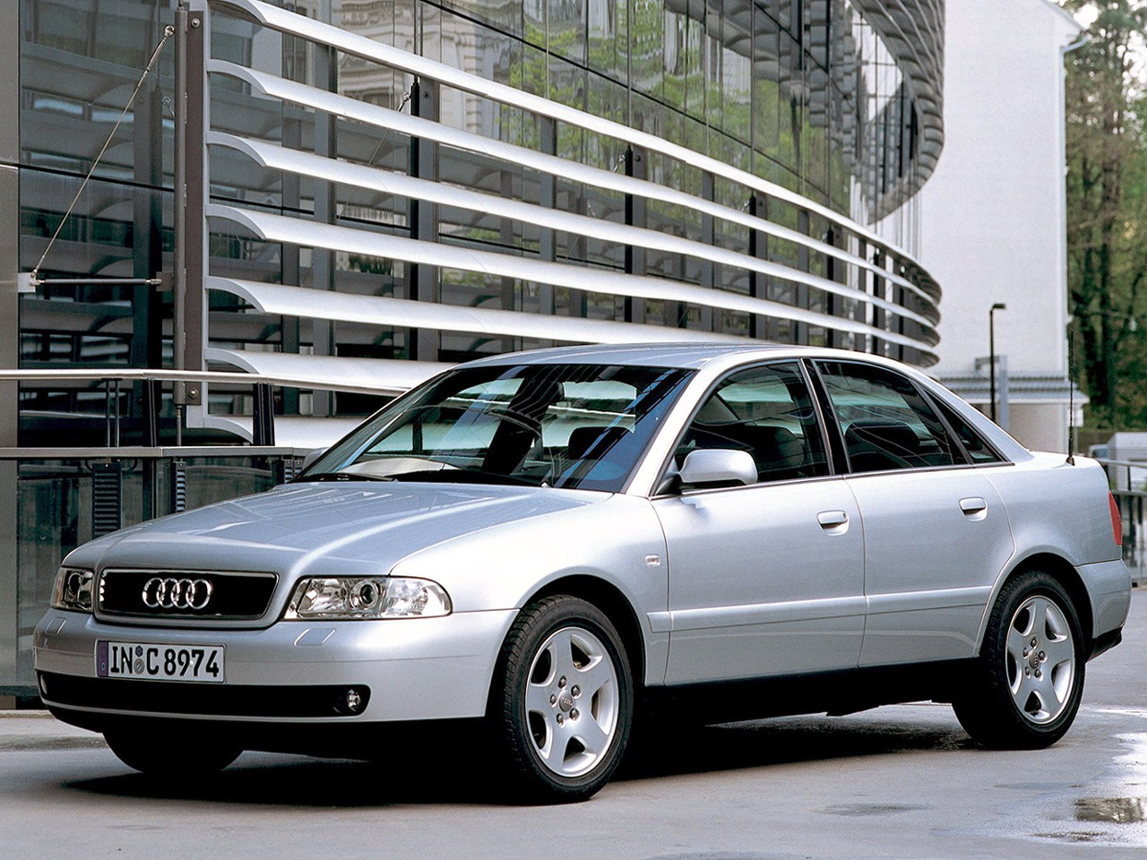 hight resolution of audi a4 1994 2001