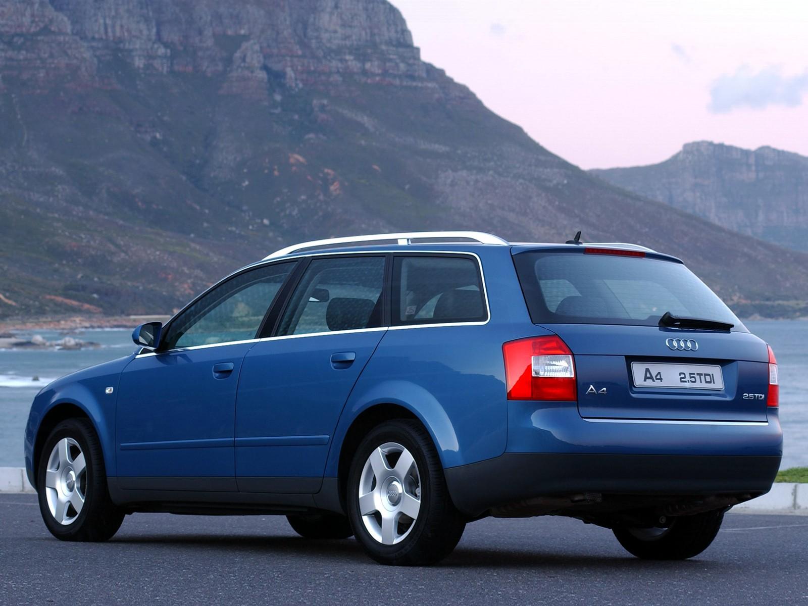 AUDI A4 Avant specs & photos - 2001, 2004 - autoevolution