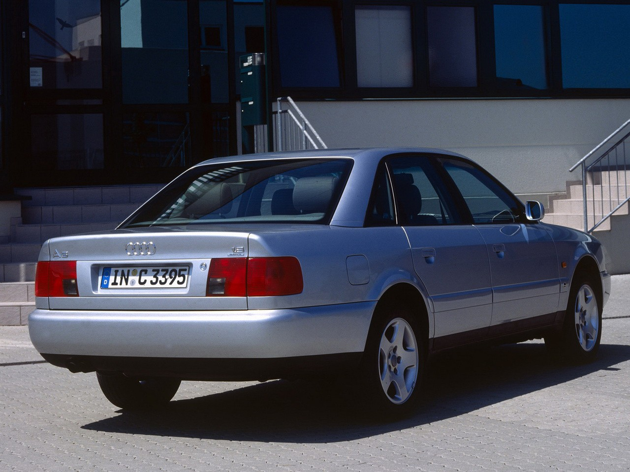 hight resolution of  audi a6 c4 1994 1997