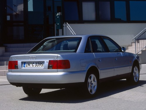 small resolution of  audi a6 c4 1994 1997