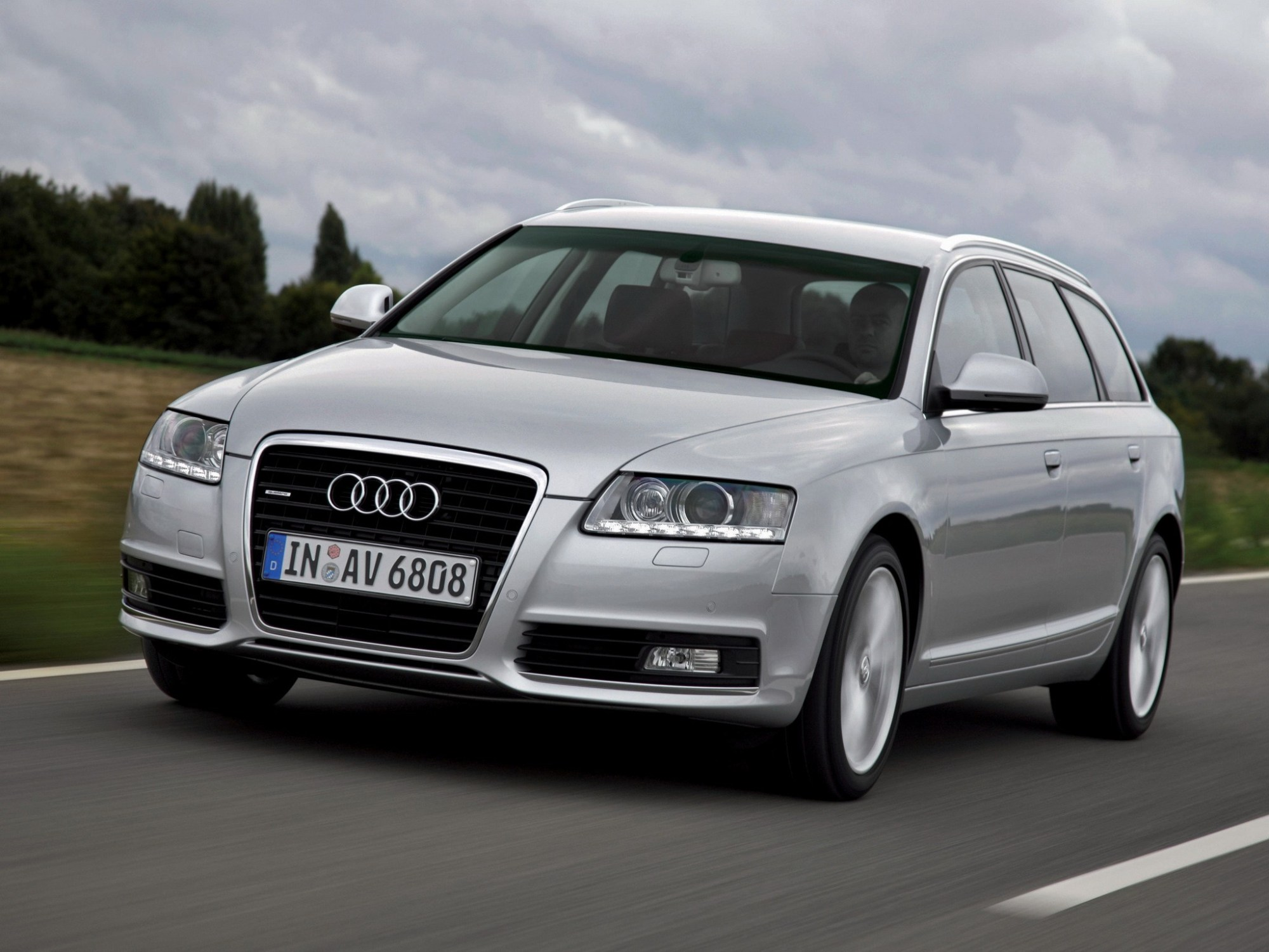 hight resolution of  audi a6 avant 2008 2011