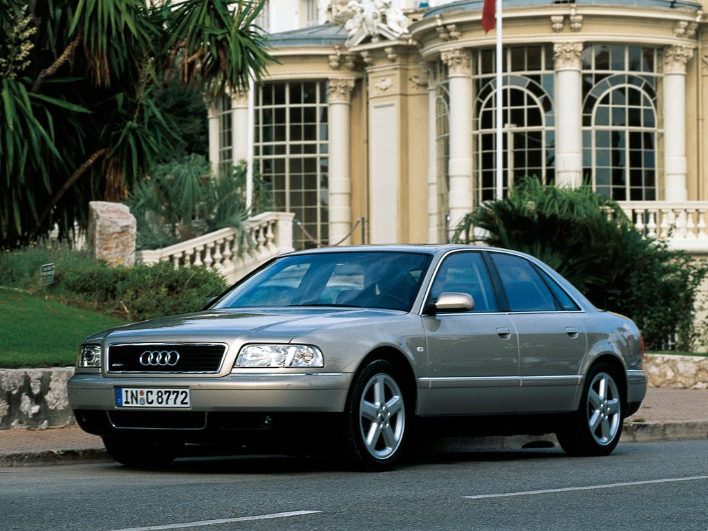 hight resolution of audi a8 d2 1999 2002