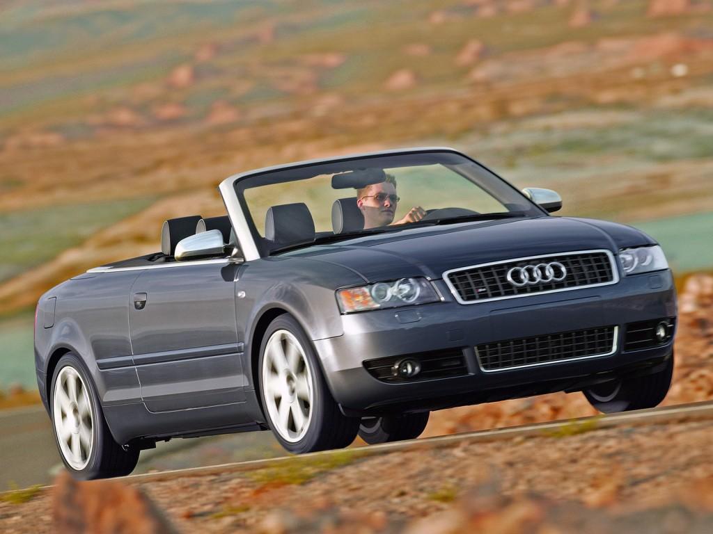 Audi S4 Cabriolet Specs Amp Photos 2003 2004 2005