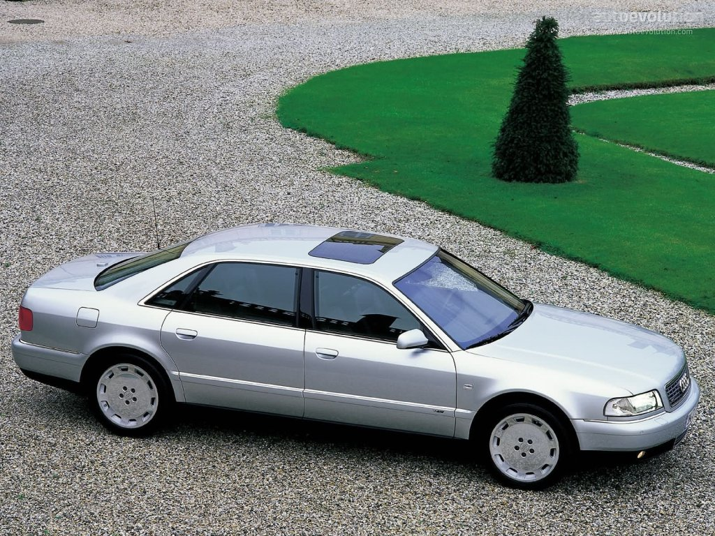 hight resolution of  audi a8 d2 1994 1999