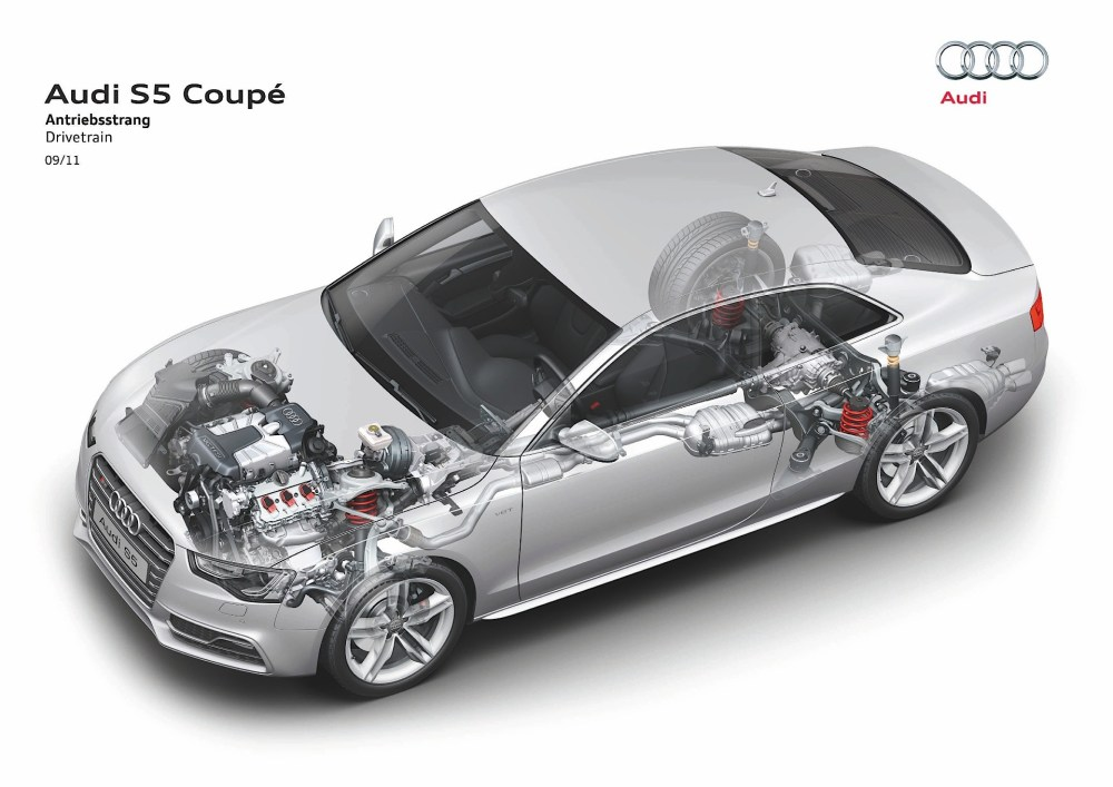 medium resolution of  audi s5 coupe 2012 2016