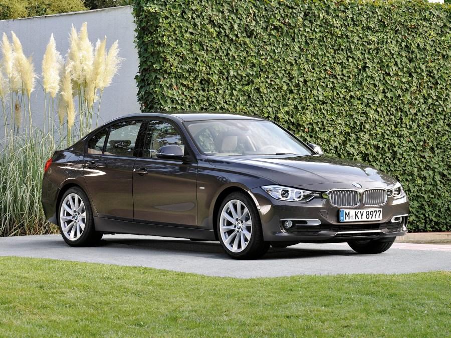 BMW 3 Series (F30) specs & photos - 2012, 2013, 2014, 2015 ...
