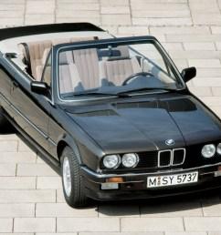 bmw 3 series cabriolet e30 1986 1993  [ 1600 x 1200 Pixel ]