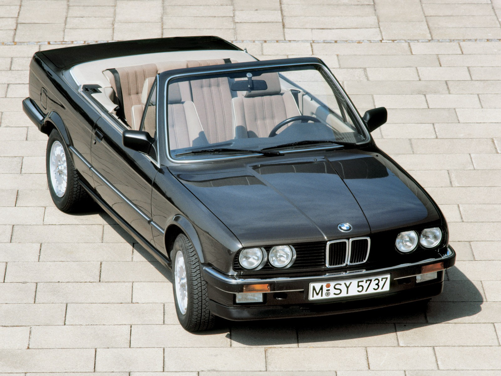 hight resolution of  bmw 3 series cabriolet e30 1986 1993