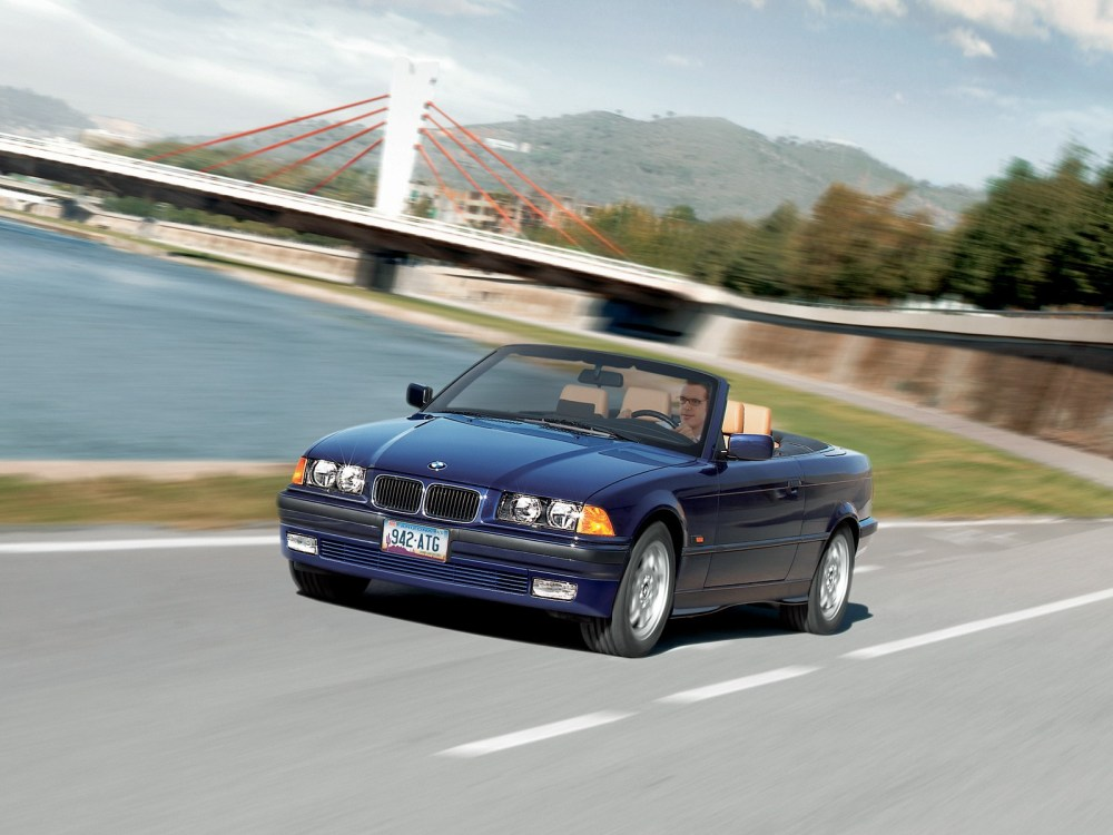 medium resolution of  bmw 3 series cabriolet e36 1993 1999